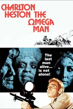 Omega Man with Charlton Heston